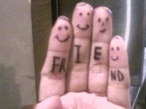 """"""" Be A FRIEND"""""""