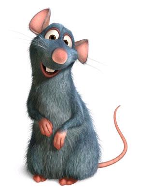 Si Tikus yang ngeselin.... (2/6)